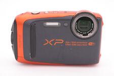 Fujifilm FinePix XP Series XP90 16.4MP Digital Camera - Orange