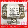 1PCS Fast fuse for  BUSSMANN 180LETa 180A 240V 180LET fuse