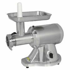 Buffalo CD400 Heavy Duty Meat Mincer Silver Colour 250kg/hr. 800W Motor