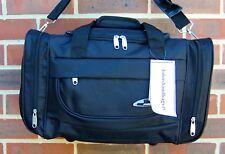 JOURNEY  BLACK HOLDALL 45 CM  SPORTS BAG TRAVEL BAG GYM BAG SCHOOLBAG