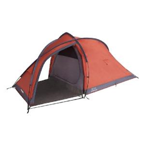 Vango Sierra 300 3 Person Camping & Hiking Tent - Magma (VTE-SIE300-K)