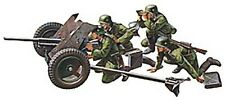 Tamiya America [Tam] 1/35 German 37mm Anti-Tank Gun Plastic Model Kit Tam35035