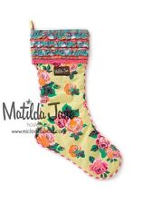 New girls tween Matilda Jane Once Upon A Time Pear Tree Stocking NWT