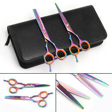 Professional Hairdressing Thinning Barber Scissors Set 5.5 Inch Unicorn Plus
