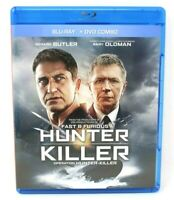 Hunter Killer (Bilingual) Blu-ray + DVD (2018) REGION FREE BLU-RAY
