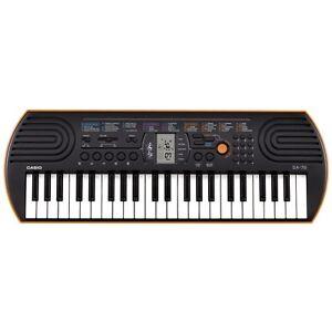 NEW Casio SA-76 Mini 44-Key Portable mini Keyboard
