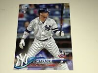Clint Frazier 2018 Topps #7 RC Yankees mint opening day