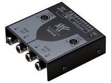 HIFONICS HCV4 Alta A Baja Conversor de nivel de alta calidad de 4 canales de audio de coche
