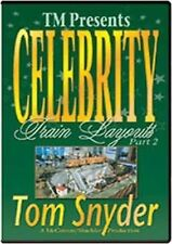 Celebrity Train Layouts Part 2 Tom Snyder DVD Sealed