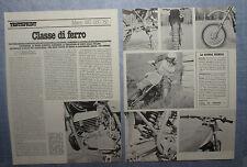 MOTOSPRINT982-PROVA / TEST-1982- MAICO MC 250 '83 - 2 fogli