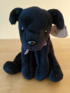 Ty 1999 Luke the Dog Retired Beanie Baby