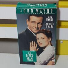 Vhs Video The Quiet Man John Wayne Maureen Ohara