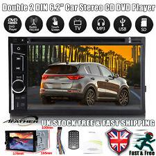 "For Kia Sportage Double 2DIN 6.2"" In dash Car Stereo Radio CD DVD Player USB/MP3"