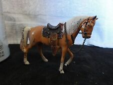 Vintage Horse - Metal - Heavy, Detailed and Colorful