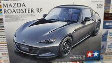 Tamiya 1/24 Mazda MX-5 RF Model Car Kit #24353