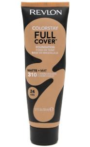 Revlon COLORSTAY Full Cover Foundation 310 Warm Golden 1 fl oz