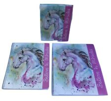 Believe in Miracles Unicorn Notebook & Journal Collection