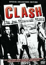 Clash The Joe Strummer Story DVD Music and Documentary Factory