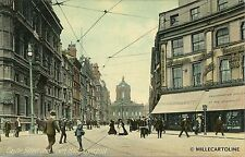 ENGLAND - Liverpool - Castle Street and Town Hall