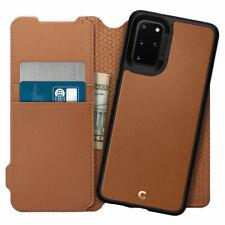 Samsung Galaxy S20 Plus, S20 Ultra Wallet Brick   [Ciel] Cover