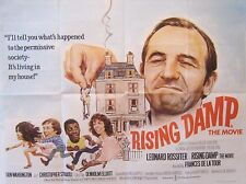 "Rising Damp 16"" x 12"" Reproduction Movie Poster Photograph"