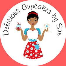 24 Pegatinas De Brillo Personalizado Para Hornear, Pasteles, haciendo negocios, Cupcake