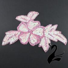 Flower Beaded Sewing Trims