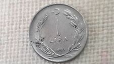 Turkey 1 lira 1965
