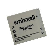 NX-NB4L WT Battery for Canon Power Shot ELPH 100 HS, 310 HS, 330 HS, VIXIA mini