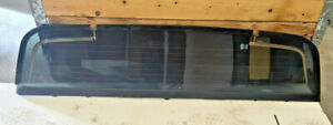 2007-13 Chevy Avalanche Heated Rear Window Glass GM OEM 824665