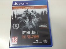 DYING LIGHT THE FOLLOWING ENHANCED EDITION . Pal . Envio Certificado . Paypal