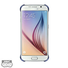 Original Genuine Samsung SM-G920FD/G920I Galaxy S6/S-6 Clear Back Cover Case