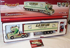 Scania T Topline Curtainside A.S.Taylor CC12823 1-50 New in box ltd edition