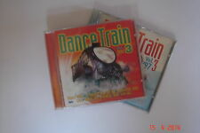 CD Dance Train (Lot 7) 2 CD's