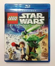 LEGO® Star Wars™ The Padawan Menace - Blue Ray & DVD - No minifig