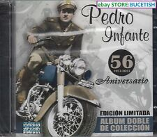 Pedro Infante 56 Aniversario 1957-2013 Edicion Limitada 2CD New Nuevo sealed