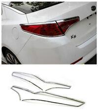 Kia K5 Optima 2011 2012 2013 ABS Chrome Tail Light lamp Cover Trim
