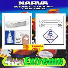 NARVA LED SWIVEL LIGHT STRIP ADJUSTABLE CARAVAN RV MARINE 12 24 VOLT NEW 87662
