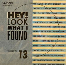 HEY! LOOK WHAT I FOUND - Volume #13 - 27 VA Tracks