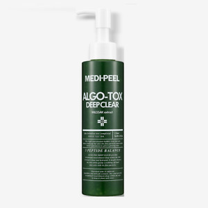 Medi-Peel Algo-Tox Deep Clear 150ml Sensitive Skin Mild Bubble Cleanser K-Beauty