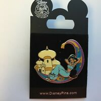 Princess Jasmine - Resting on Magic Carpet Disney Pin 53797