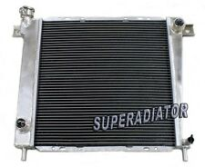 3 ROW Aluminum Radiator fit for FORD BRONCO II 1985-1990 MT NEW
