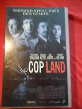 Cop Land - Stallone - DeNiro - Keitel - Liotta - Thriller - Cops - Action - VHS