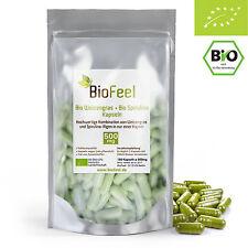 Bio Weizengras + Bio Spirulina Mix Kapseln, 180Stk., 500mg - vegan