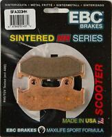 EBC SFA323HH SINTERED Brake Pads Front - HONDA NES125 @125 AEROBASE 2000 - 2006