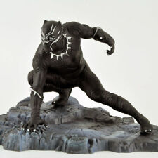 Marvel Select Gallery: Black Panther PVC Figure Statue Figurine new loose TOY