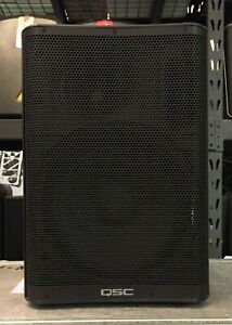 QSC CP12 1000w 12 inch Powered Active DJ PA Speaker, Used