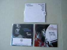 JOSH KUMRA job lot of 3 promo CDs Good Things Come To Those Who Don't Wait