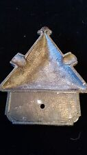 Unusual and Rare Collectable Metal Ashtray from Old Catholic Church