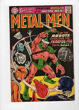 Metal Men #27 (Aug-Sep 1967, DC) - Fine/Very Fine